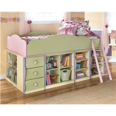 Armstrong Innovations in Phoenix AZ can bring any little girls bedroom idea you have to life! We can custom craft almost  anything! Call us for a free consultation and estimate at 623-910-9527 www.ArmstrongInnovations.com