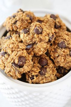 8 Recipes for Healthy Cookies | The Daily Makeover