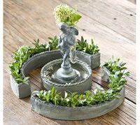 Miniture garden accents.