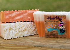 WonderWitch Butterbeer Soap