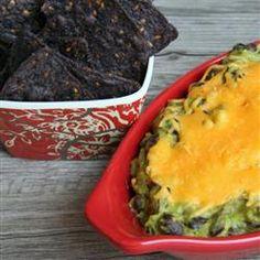 Avocado and Black Bean Dip Recipe - Allrecipes.com
