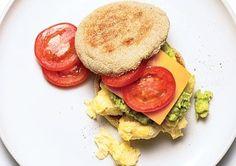 Simple 400 Calorie Meals: Egg Sandwich