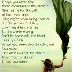 I Hope You Dance - LeAnn Womack