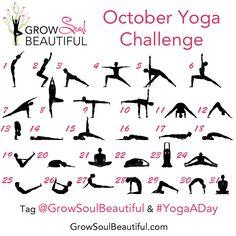 Yoga Instagram Challenge, photography, yoga pics, yoga photos, 31daychallenge, YogaLove, asanas, guide, monthly daily yoga poses