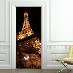 Stickerzlab stickers trompe l 39 oeil on pinterest stickers decals - Stickers muraux paris ...
