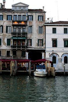 Venetian hotels