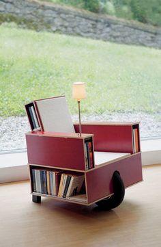 Le fauteuil Bookinist...
