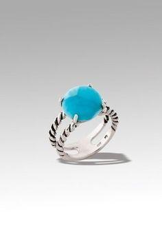 Larimarket - MarahLago Ciro Collection Larimar Ring, $138.00 (http://www.larimarket.com/marahlago-ciro-collection-larimar-ring/)