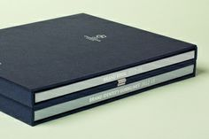 Two books in a slipcase