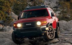 2012 FJ Cruiser, Trail Teams Edition