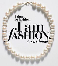 I am Fashion!!!