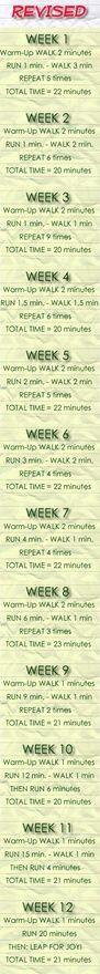 Beginner Runner Training things-to-do