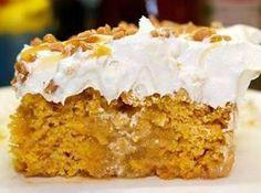Pumpkin Better Than Sex Cake Recipe
