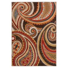 I pinned this Monterey Rug from the Colors of Christmas event at Joss and Main!