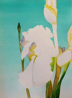 paintings: Iris Tutorial