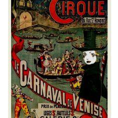Carnival poster.