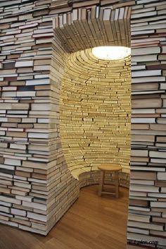 book scape