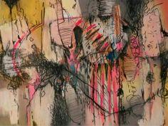 art inspir, media 19x24, media art, mixed media, media paint, mix media, teresa fortsch, medium