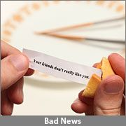 Fortune Cookies that tell it like it is