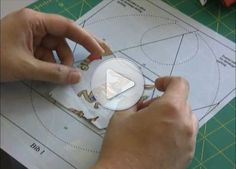 Foundation Paper Piecing Video Tutorial