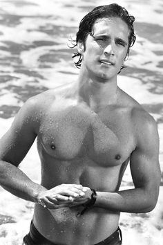 """Diego Bonita in Abercrombie & Fitch's Spring 2014 """"Making of a Star"""" campaign"""