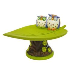 Amazon.com: Allure Home Creations Awesome Owls Resin Soap Dish: Home & Kitchen