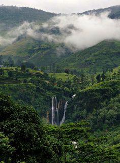 Nuwara Eliya,Sri Lanka: