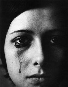 1973, emot, art, lágrima negra, jan saudek