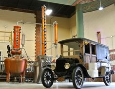Prohibition debunked at Painted Stave Distilling!