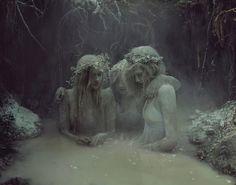 Graveyard Girls by Kyle Thompson and Marissa Bolen