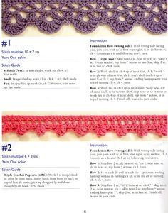 Crochet Afghan Borders