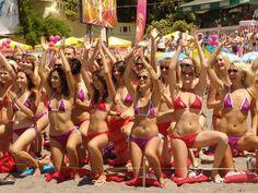 Bondi Beach Girls Australia On Pinterest Bikinis Beach