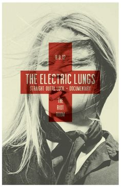 electr lung, mix graphic, graphic design posters