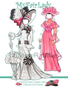 More My Fair Lady by Eileen Rudisill Miller