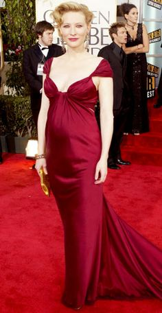 The Golden Globe Gowns We Love - Cate Blanchett, 2004 from #InStyle