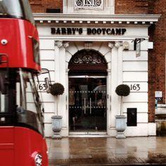 Barry's Bootcamp barri bootcamp, london ladi, europ trip, sweet sloan
