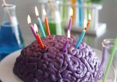 3D cakes: A brain, rocket ship and more   BabyCenter Blog