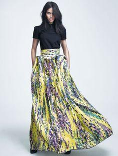 H&M Design Award winner Eddy Anemian's designs for the brand