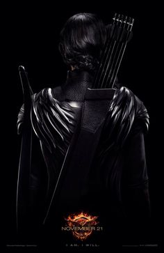 Katniss's Character Poster Revealed Today!