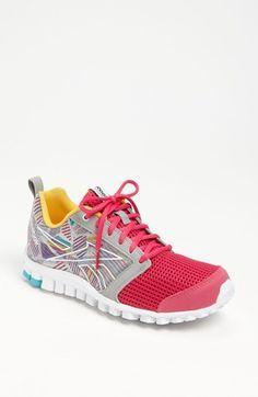 Reebok 'RealFlex Scream 2.0' Running Shoe (Women) available at #Nordstrom