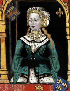 Isabella of France, Queen of England