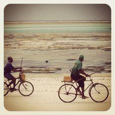 Fishermans in Zanzibar