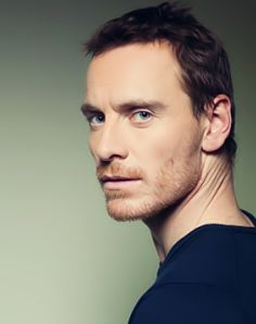 Michael Fassbender, stop looking at me with all your beauty!