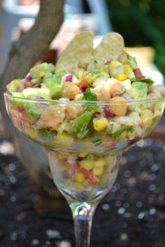Sweet Corn Confetti Salsa.....