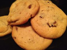 Chocolate Chip Cookies (Grandma s From-Scratch - It s Easy!) Just made these! melt in your mouth!