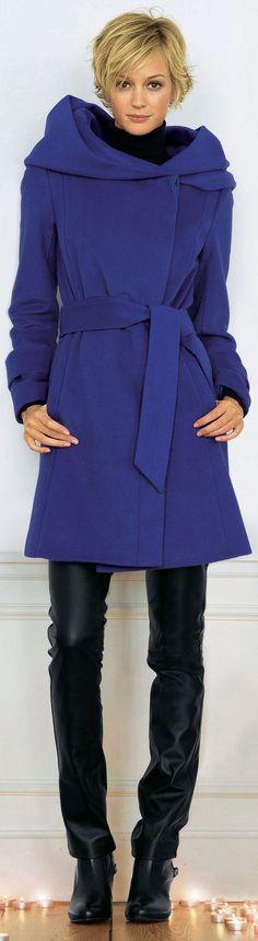 Trendy Coats for Mature Women - http://boomerinas.com/2013/11/06