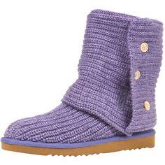 Purple UGG Boots