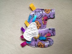 Elephant taggie for my baby