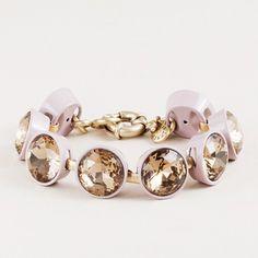 i want i want i want jcrew bracelet $45