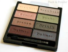 Wet n Wild Color Icon Eyeshadow -'Comfort Zone': I never thought that Wet and Wild would produce a product as AMAZING as this! The shadows are so pigmented. The shadows glide on without effort. I would definitely recommend purchasing this palette.